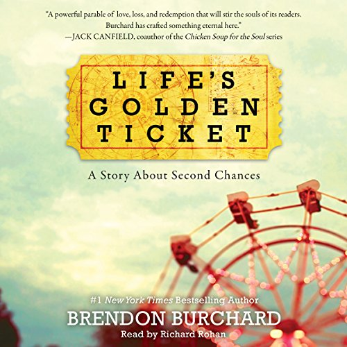 Life's Golden Ticket Book Cover