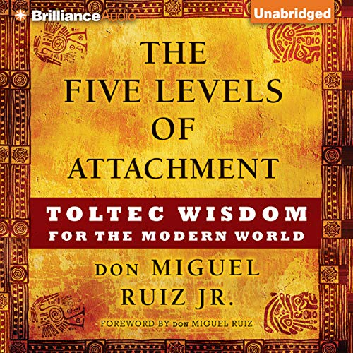 The Five Levels of Attachment Book Cover