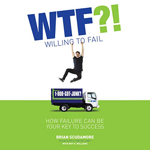 WTF?! Willing to Fail Book Cover